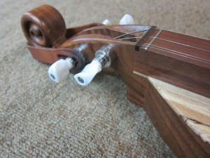 McSpadden Custom Four String Dulcimer