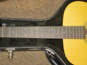 Martin OM-21, East Indian Rosewood/Sitka Spruce!