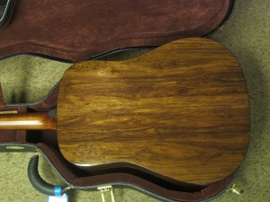 Martin Custom Wildwood Dreadnought, Adirondack Spruce/Madagascar Rosewood, TOTAL HOT HIDE GLUE CONSTRUCTION!!