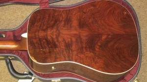 Martin Custom Wildwood Dreadnought, Adirondack Spruce/Wild-Grain East Indian Rosewood!