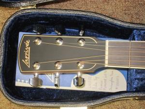 Larrivee Custom LV-03E-Reserve Grade Rosewood Back and Sides/Premium Cedar Top!