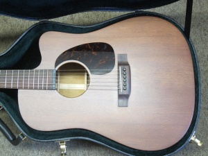Martin DC-15ME  All Mahogany
