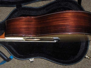Larrivee L10 Special Edition, East Indian Rosewood/Sitka Spruce-4