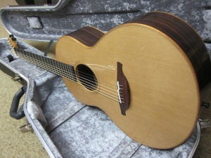 Lowden S25, Cedar Top/East Indian Rosewood!