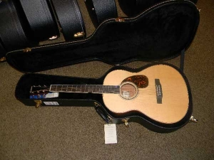 Larrivee LS-03, Limited Edition, 12-fret Join-2
