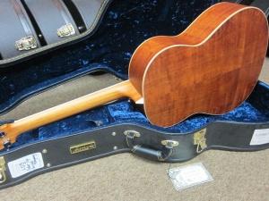 Larrivee Custom L-03, Quilted Mahogany/Cedar!