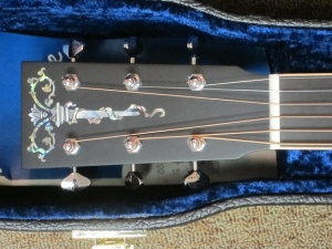 Larrivee OO-40 Limited Edition, Mahogany/ Spruce , 12- FRET JOIN, Torch Headstock !