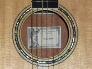 Larrivee D-05, Hahogany and Spruce Dreadnought-3