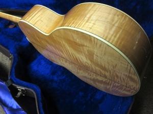 Custom Gibson J200-Wildwood,  EngelmannSpruce/Flamed Maple!
