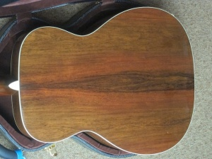 Martin Custom Wildwood M/0000, Authentic-Style (Thinned to .105 Thickness), Adirondack Spruce Top/Rare Madagascar Rosewood!