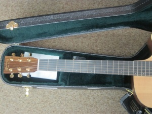 Martin GPCPA4, Sapele Mahogany/Sitka Spruce, All Solid Woods-With Gold Tuning Machines