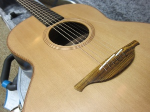 Lowden F-25 Cedar/East Indian Rosewood