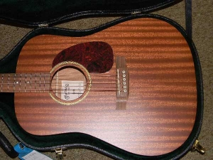 C. F. Martin D15, All Sapele-8