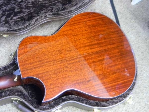 Taylor GSCE 12-String, Florentine Cutaway -d