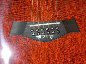 Taylor GSCE 12-String, Florentine Cutaway -n