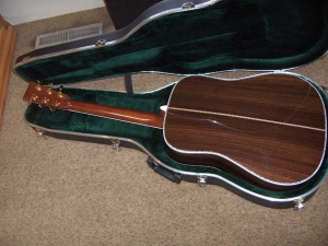 Martin D-45, East Indian Rosewood, Sitka Spruce, Abalone Inlay-a