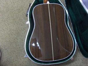 Martin D-45, East Indian Rosewood, Sitka Spruce, Abalone Inlay-b