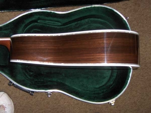Martin D-45, East Indian Rosewood, Sitka Spruce, Abalone Inlay-i