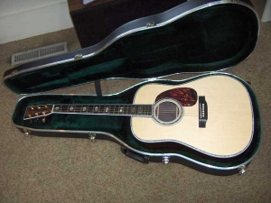 Martin D-45, East Indian Rosewood, Sitka Spruce, Abalone Inlay-q