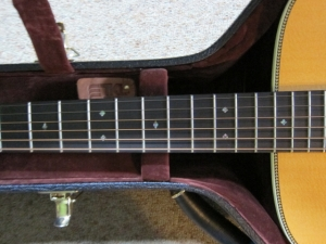 Martin HD-28VE, Fishman Matrix Infinity Pickup