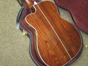 Martin Custom 0000C-12-28E, Amazon Rosewood/Italian Alpine Spruce