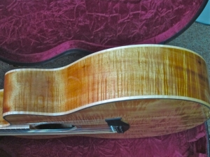 Taylor K-65CE, All Figured Koa,Top, Back and Sides!