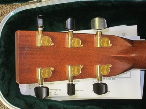 Martin Custom DC 40 Series, Amazon Rosewood/Premium Sitka Spruce, Fishman Ellipse Matrix Blender pickup