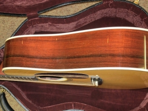 Martin Custom HD-28V, Adirondack/Amazon Rosewood