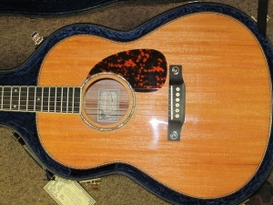 Larrivee Custom L-05, All Brazilian Mahogany