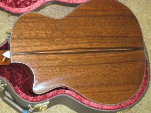 Taylor Custom GACE, Laurel Rosewood/Sitka Spruce