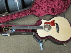 Taylor Custom GACE, Jobilla/Fine Sitka Spruce