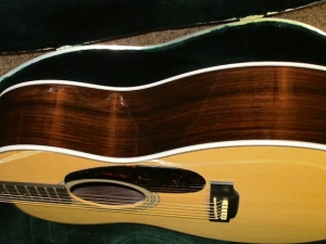 Martin Custom OM-28H, East Indian Rosewood/Sitka Spruce