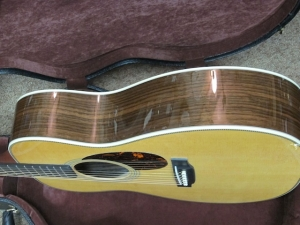 Martin Custom M 28 HV, East Indian Rosewood/Sitka Spruce