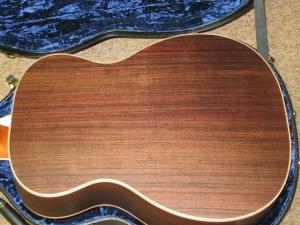 Larrivee Custom OM-O3R, Italian Alpine Spruce/East Indian Rosewood
