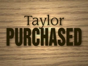View the album Purchased Taylors