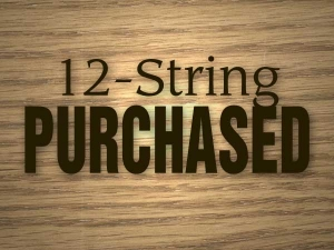 View the album Purchased 12-Strings