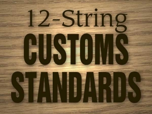 View the album Standard/Custom 12-Strings