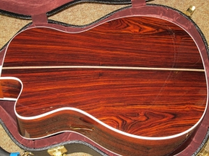 "Martin Custom 000-C, ""40-Series"", Cocobolo/Fine Sitka Spruce, Fishman Ellipse Matrix Blender Pickup!"