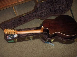 Taylor 856 CE, Grand Sympony 12-String, Rosewood and Spruce-1
