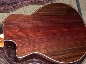 Taylor 856 CE, Grand Sympony 12-String, Rosewood and Spruce-3