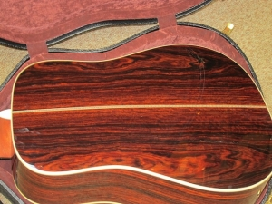 Martin Custom HD-28V, Beautiful Cocobolo/Powerful Adirondack Spruce!