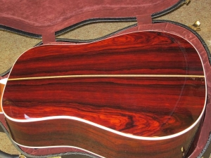 "Martin Custom D, ""40"" Series, Cocobolo Rosewood/High Altitude Swiss Alpine Spruce!"