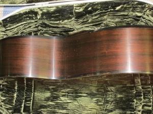 Avalon Master Series, Custom Bevel, Fine Brazilian Rosewood/Alpine Spruce!