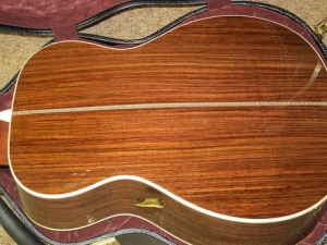 Martin Custom 000-28V, East Indian Rosewood/Adirondack Spruce Top!