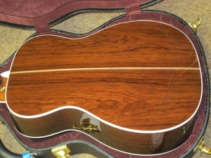 "Martin Custom OM, ""40 Series,"" Madagascar Rosewood/Fine Sitka Spruce, On-Board Fishman Ellipse Blender!"