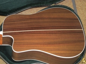 New!...DC-Aura, Gloss Top, East Indian Rosewood/Sitka Spruce