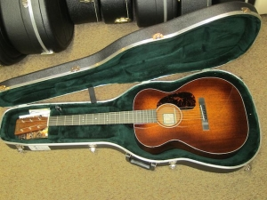 Martin Artist 00-Deep Body Jeff Tweedy, all Mahogany!