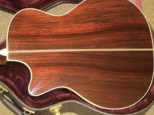 Martin Custom GPC-28E, (Custom Grand Performance Model), Adirondack Spruce/East Indian Rosewood!