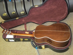 C.F. Martin Custom 000-28V Adirondack top/East Indian Rosewood back and sides !