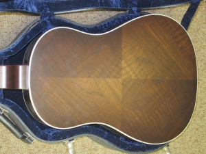 "National Resophonic Squareneck, Custom ""D"" Deluxe,  Walnut/Spruce!"